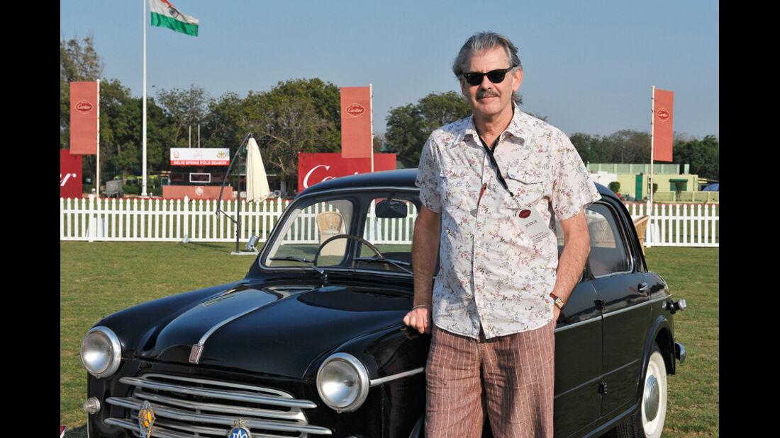 Gordon Murray, Fiat 1100-103, Oldtimer