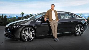 Gordon Wagener Designer Mercedes EQS
