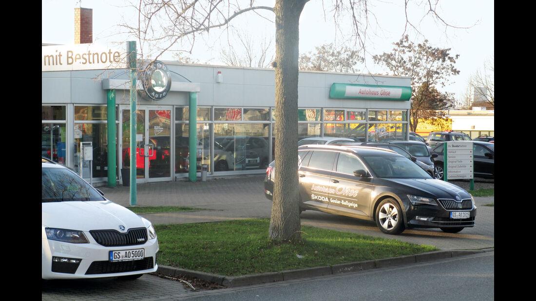 Goslar, Autohaus Ohse