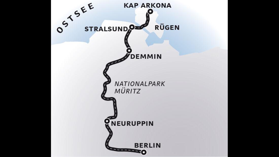 Grafik, Berlin, Rügen