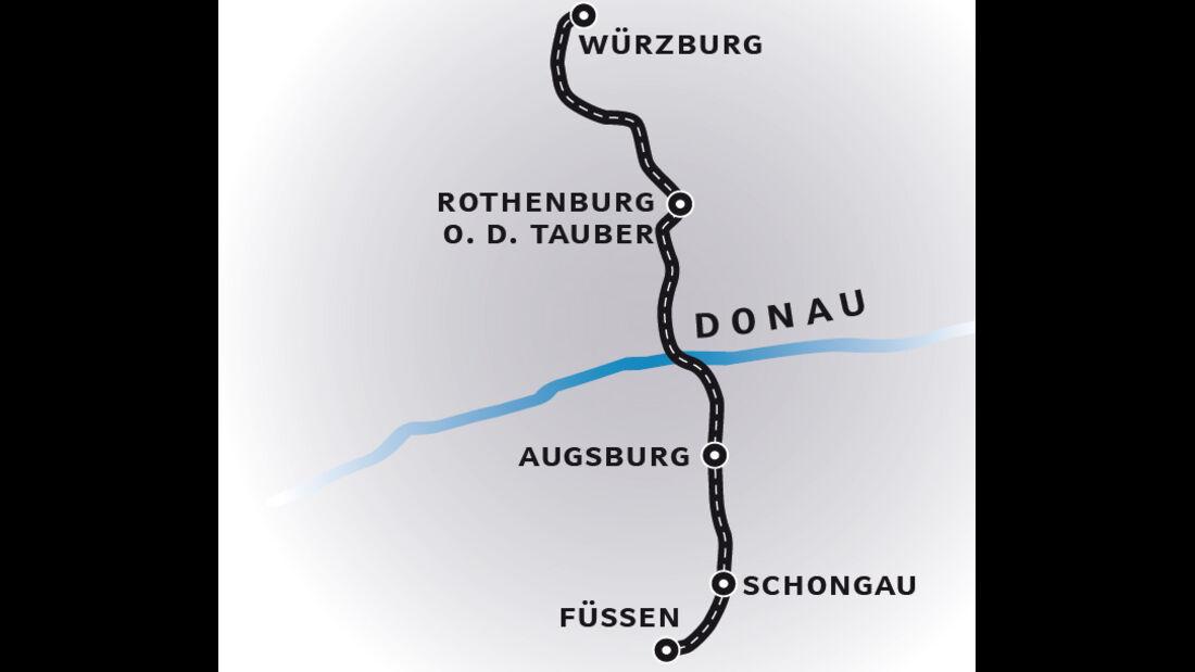 Grafik, Donau