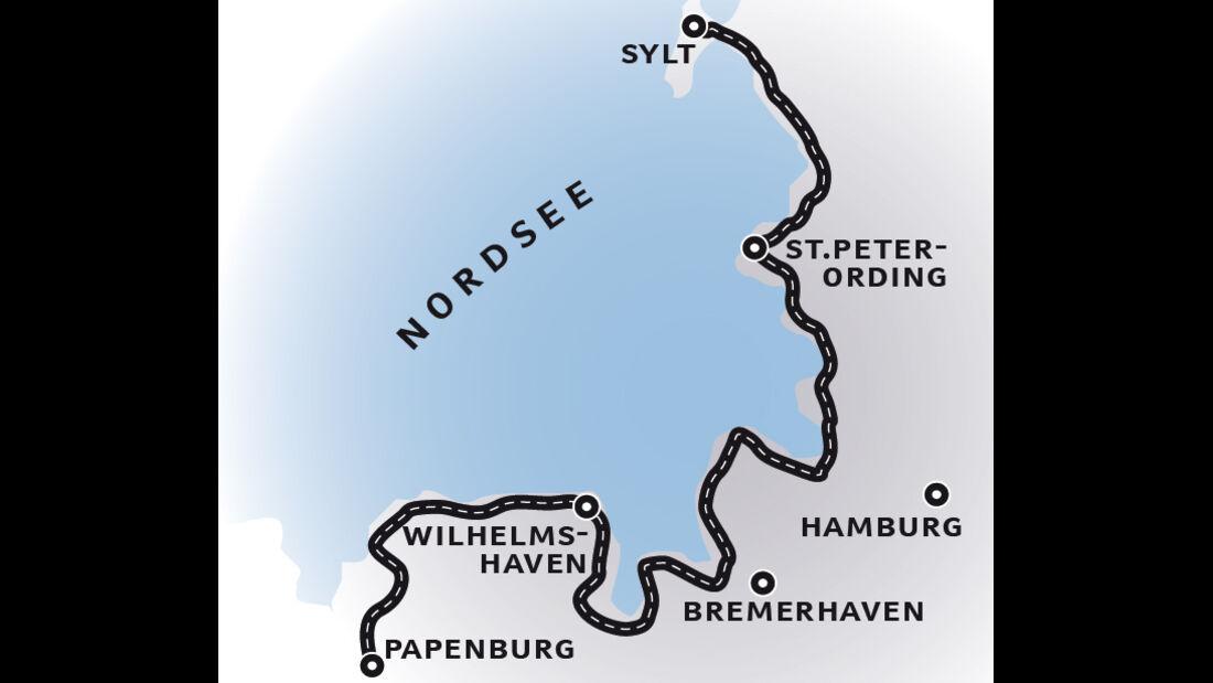 Grafik, Norddeutschland