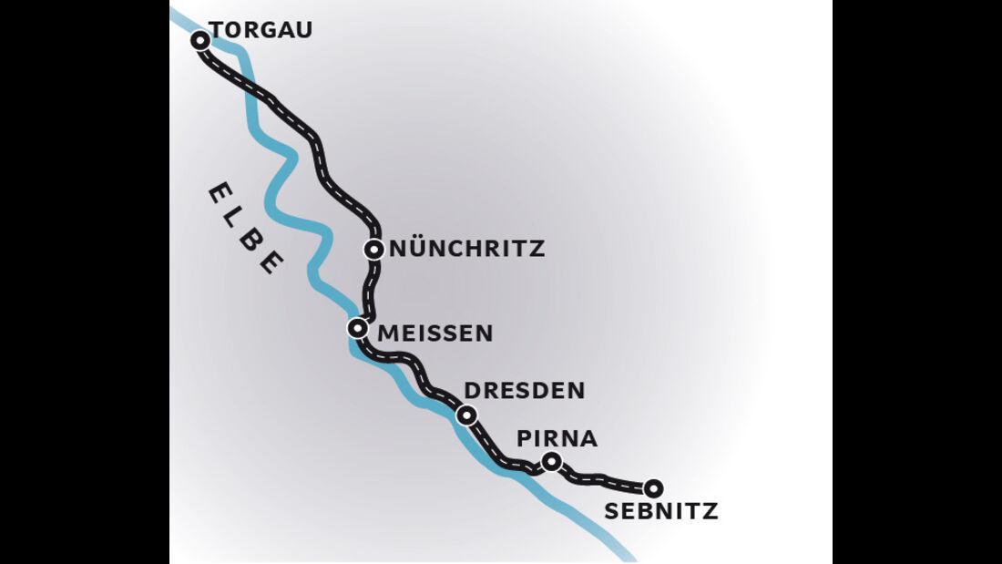 Grafik, Sächsische Schweiz