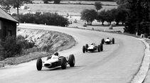 Graham Hill - BRM P261 - GP Belgien 1964 - Spa