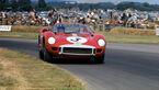 Graham Hill - Ferrari 330P - Goodwood 1964