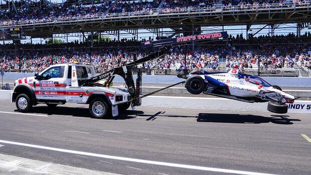 Graham Rahal - Indy 500 - 2021