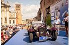 Gran Premio Nuvolari, Alfa Romeo, Zielankunft