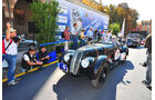 Gran Premio Nuvolari, BMW 328, Start