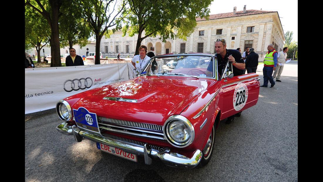 Gran Premio Nuvolari, Dodge, Frontansicht