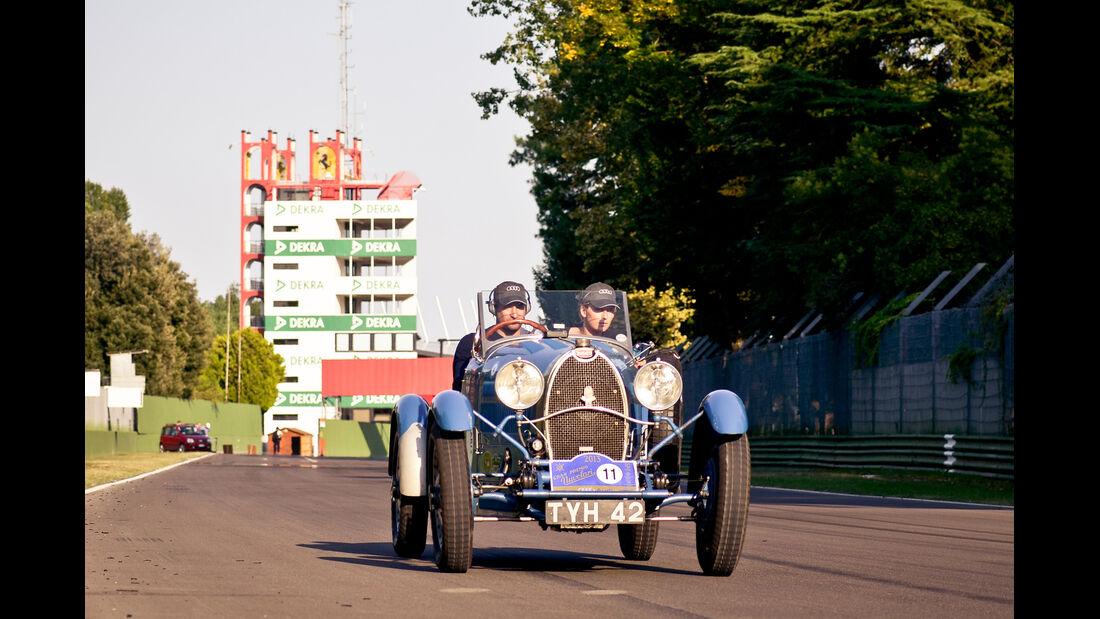 Gran Premio Nuvolari, Imola