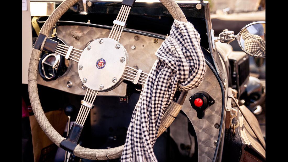 Gran Premio Nuvolari, Lenkrad