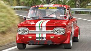 Gran Premio Nuvolari, NSU TTS, Frontansicht