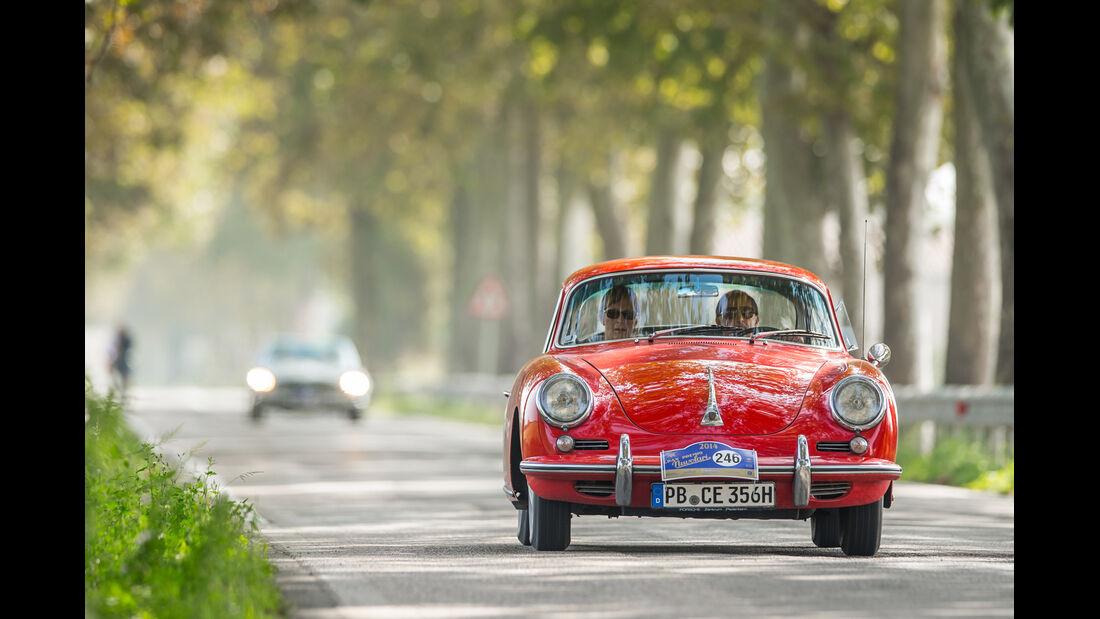 Gran Premio Nuvolari, Porsche 356 Coupé