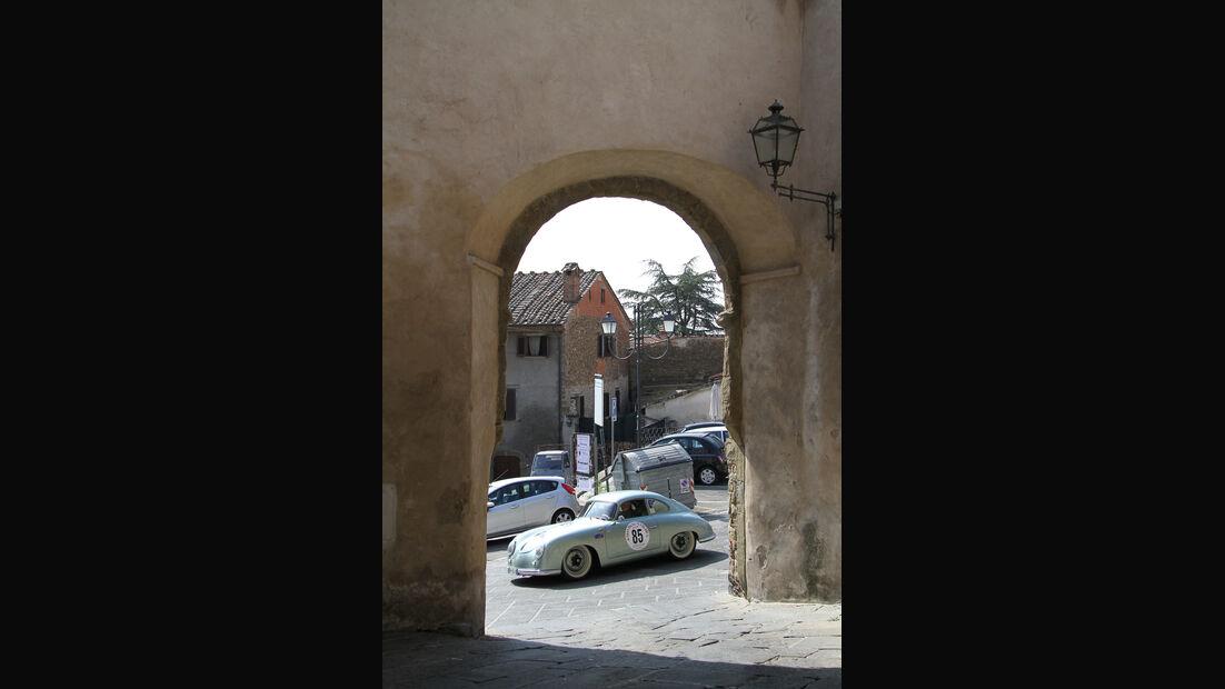 Gran Premio Nuvolari, Porsche 356, Seitenansicht