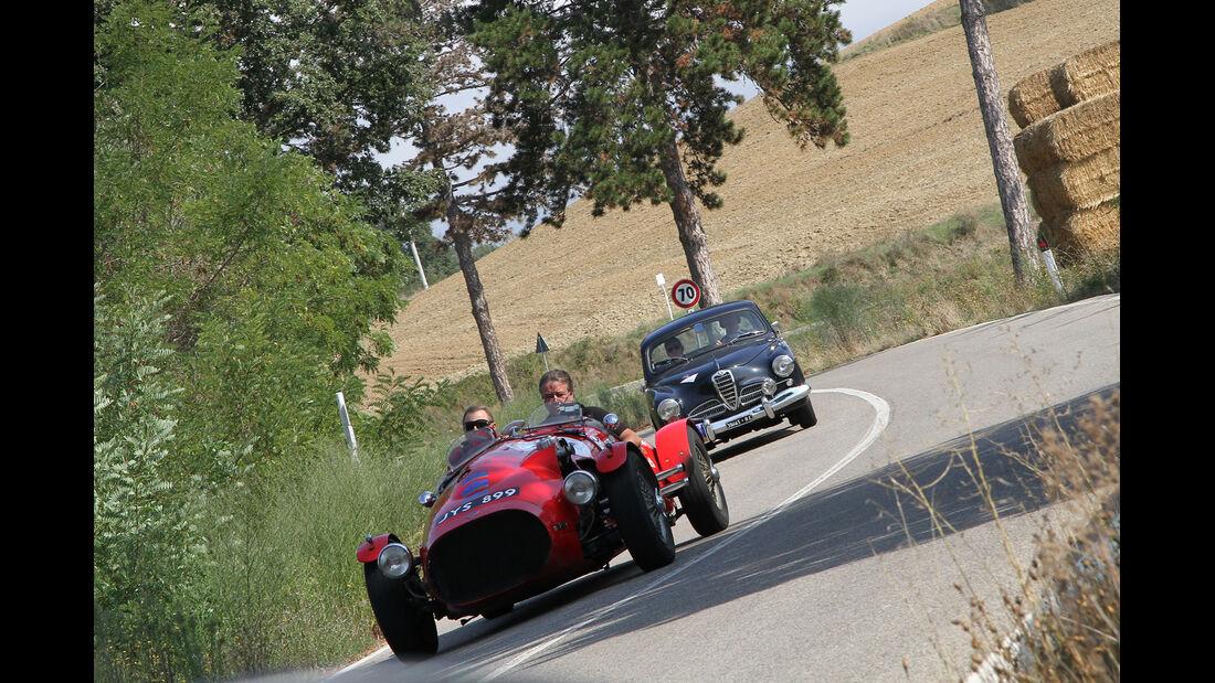 Gran Premio Nuvolari, Rennszene, Landstraße