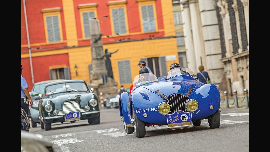 Gran Premio Nuvolari, Simca Gordini T8