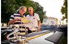 Gran Premio Nuvolari, Streckenplanung