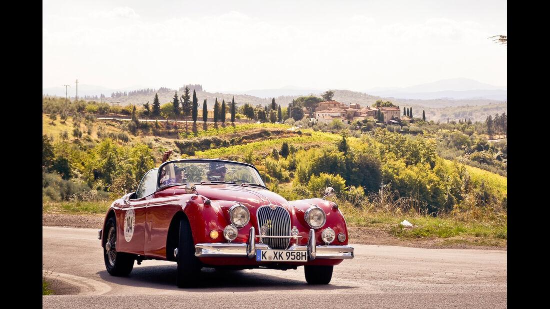 Gran Premio Nuvolari, Toskana