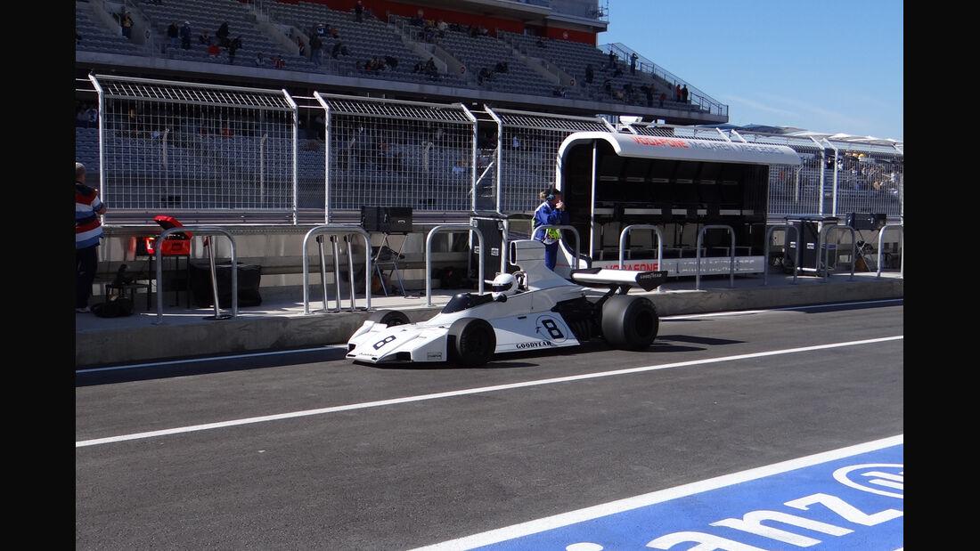 Grand Prix-Klassiker - Formel 1 - GP USA - Austin - 16. November 2012