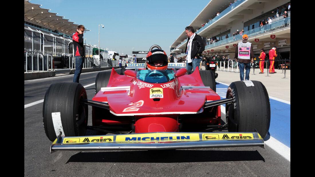 Grand Prix-Klassiker - Formel 1 - GP USA - Austin - 17. November 2012