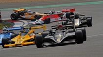 Grand-Prix Masters, Fahrerfeld