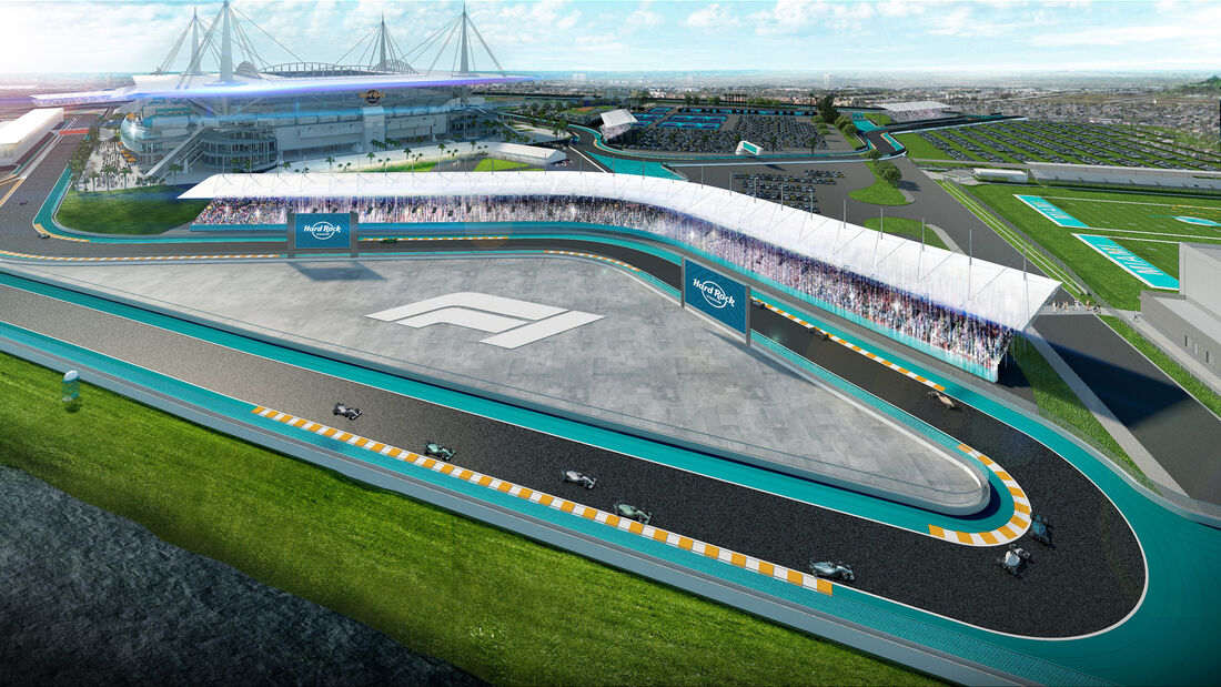 Grand Prix Miami - Formel 1 - 2021