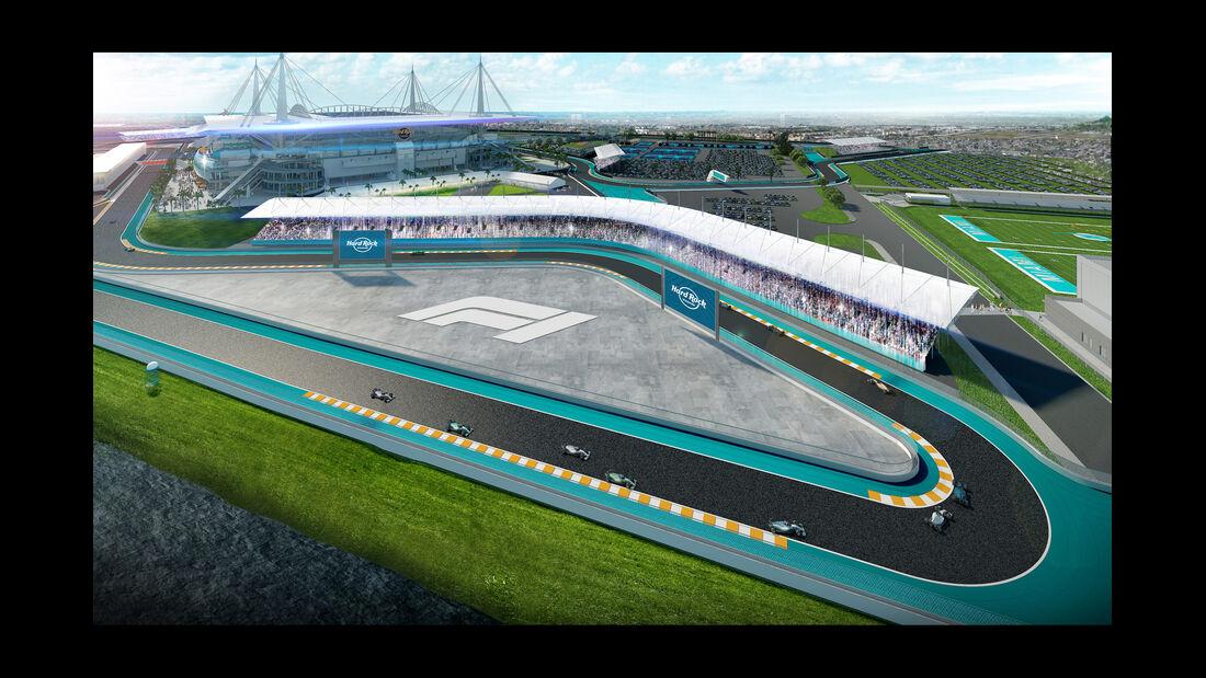 Grand Prix Miami - Formel 1 - 2021
