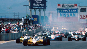 Grand Prix USA Las Vegas 1982