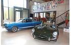 Grandprix Originals, Ford Mustang, Jaguar E-Type