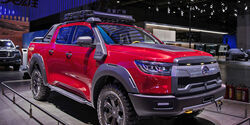Great Wall Pickup Shanghai Motorshow 2019