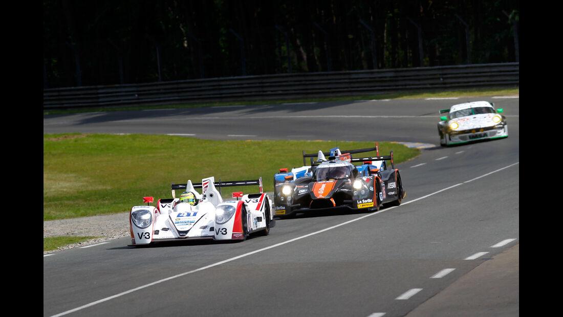 Greaves Motorsport Zytek Z11SN - Nissan - 24h Le Mans - 11. Juni 2014