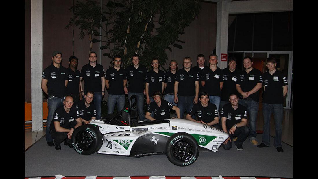 Greenteam Uni Stuttgart