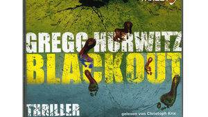 Gregg Hurwitz Hörbuch Blackout