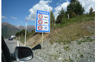 Grenze Frankreich