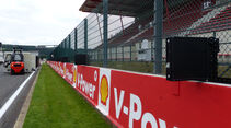 Grid-Boards - Formel 1 - GP Belgien - Spa-Francorchamps - 2015