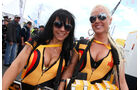 Grid Girl 24h Nürburgring 2011