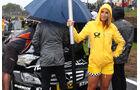 Grid Girl DTM Brands Hatch 2011