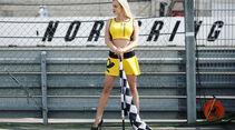 Grid Girl - DTM - Norisring 2016