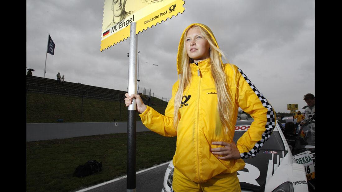 Grid Girl DTM Oschersleben 2011