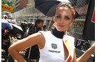 Grid Girl Formel 1 GP Monaco 2011