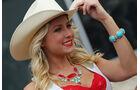 Grid Girl - Formel 1 - GP USA - 16. November 2013