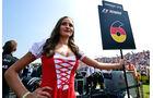 Grid Girl - Formel 1 - GP Ungarn 2016