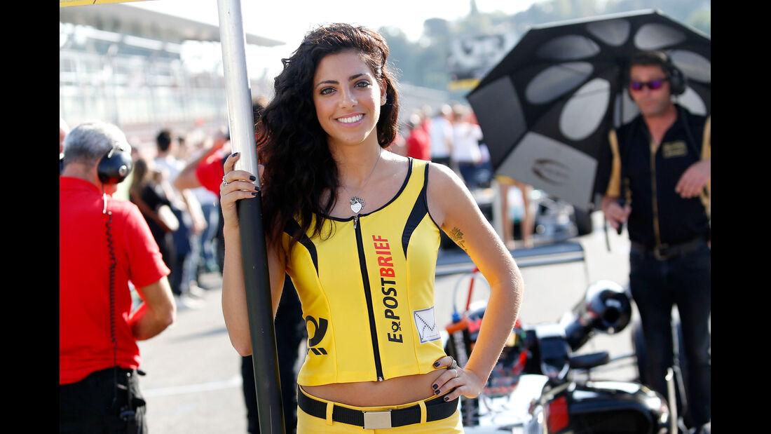 Grid Girl - Formel 3 EM - Imola - 2014