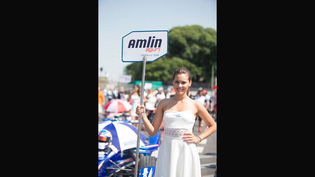 Grid Girl - Formel E - Buenos Aires - Argentinien - 2015