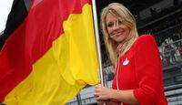 Grid Girl GP Deutschland 2011