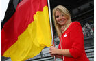 Grid Girl GP Deutschland 2011