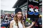 Grid Girl - GP Russland 2015