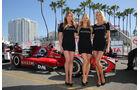 Grid Girl - IndyCar 2015