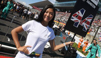 Grid Girl - Stats - GP Japan 2017