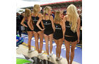 Grid Girls 24h Le Mans 2011